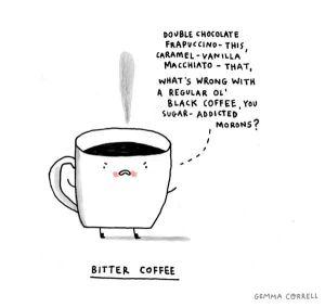 Gemma Correll-coffee