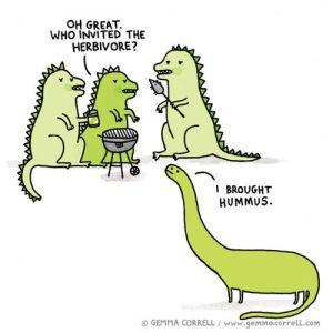 Gemma Correll-herbivore