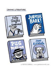 Gemma Correll-literature