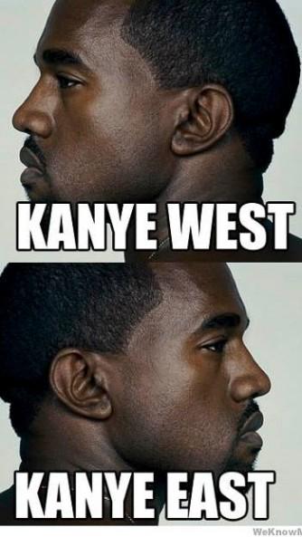 pun meme kanye west