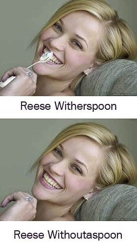 pun meme reese witherspoon