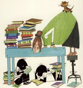 Wat ik leerde in de cursus 'Van kinderboek tot young adult' – les1