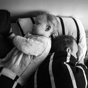 Sleeping apart together